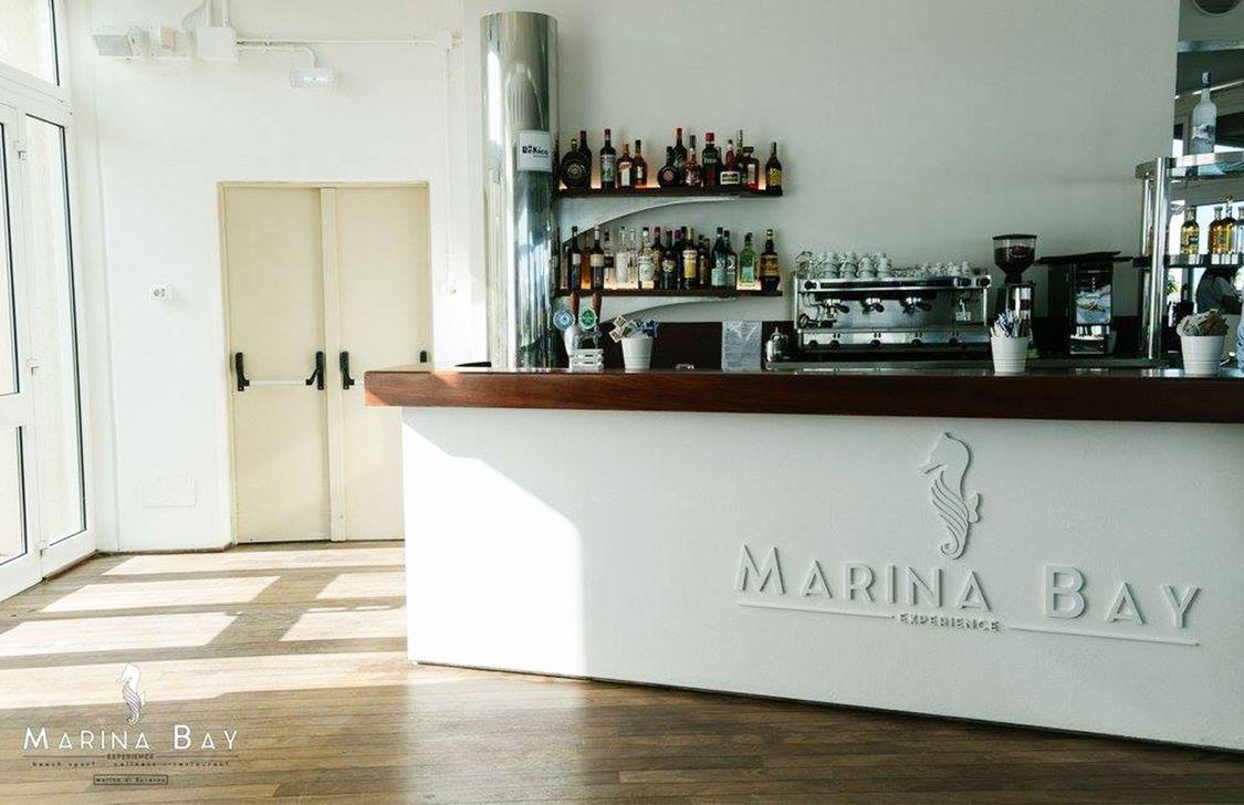 Marina Bay - Interno