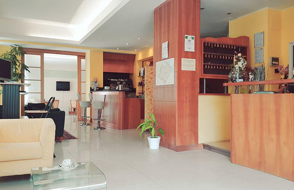 Hotel Gala - Hall
