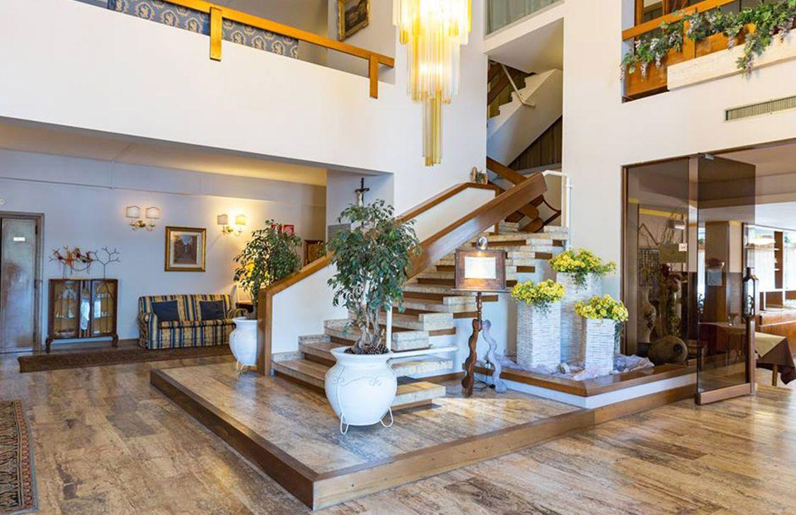 Hotel Mirò - Hall