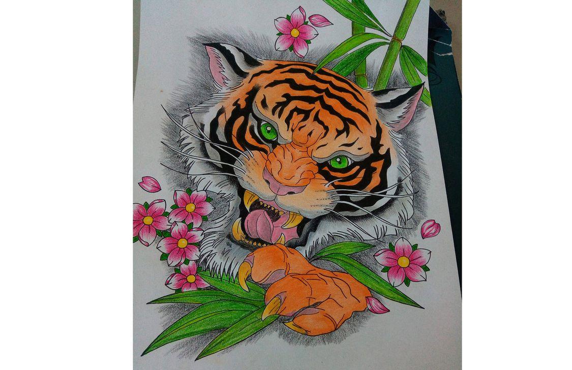 Roby Tatoo - Disegno