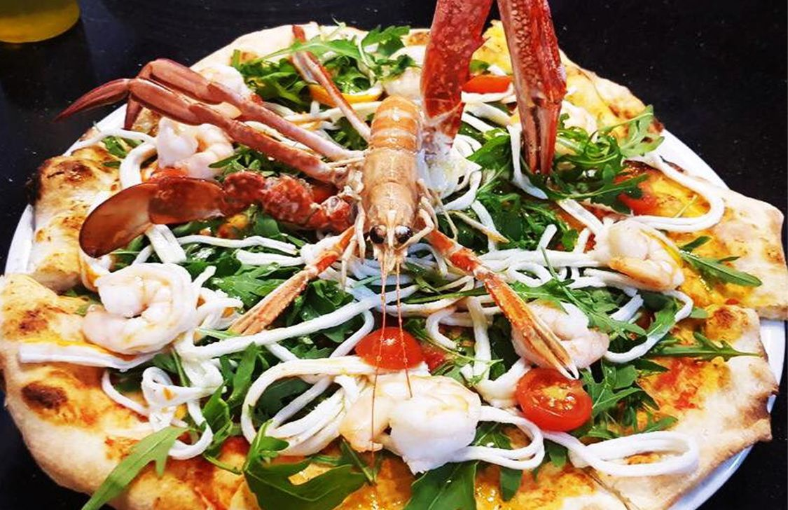 L'isola della - Pizza