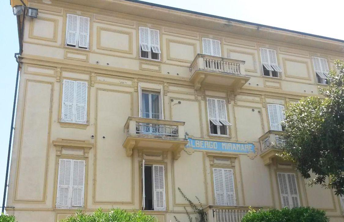 Hotel Miramare - Esterno