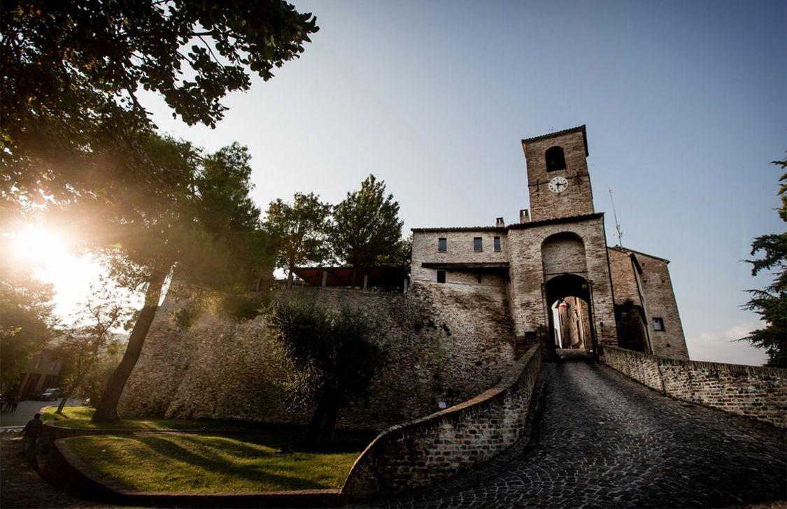 Castello di Montegridolfo - Castello