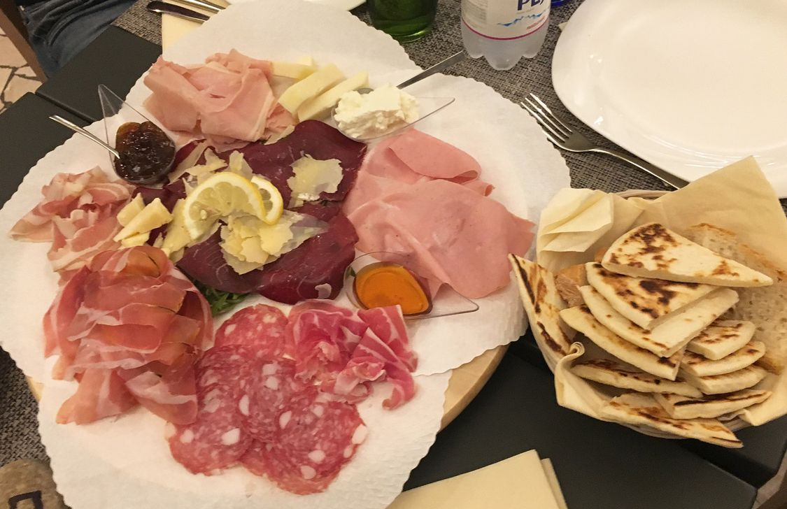 Osteria Il Paiolo - Tagliere