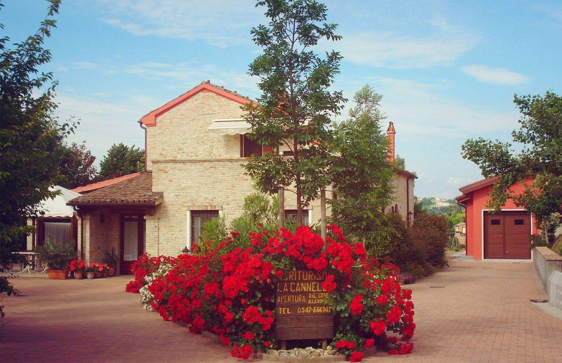Agriturismo Antica Fonte La Cannela - Esterno