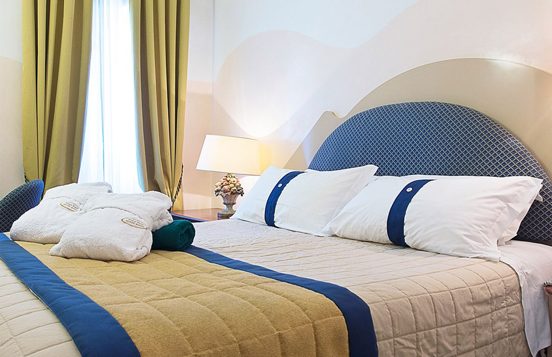 Grand Hotel Terme Roseo - Camera