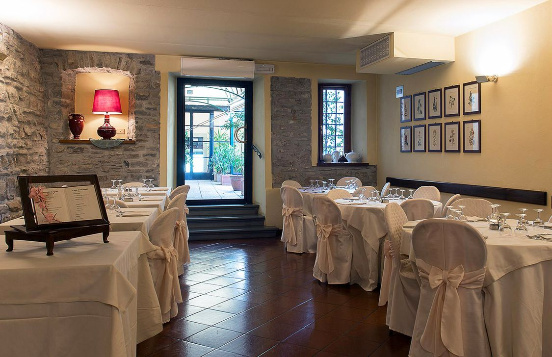 Grand Hotel Terme Roseo - Ristorante