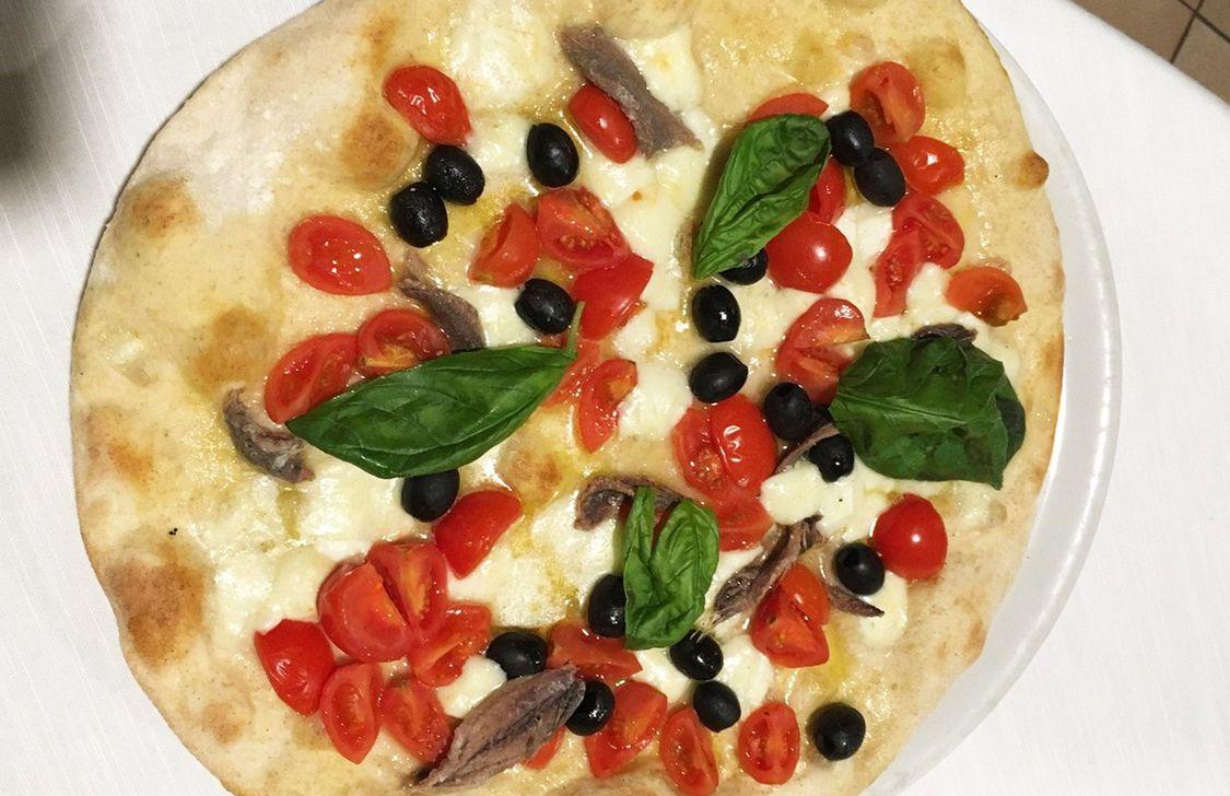 Guttaperga - Pizza