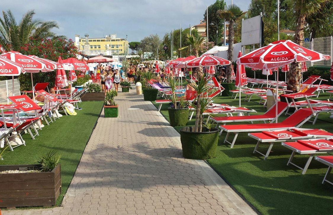 Beach Village - Ombrelloni