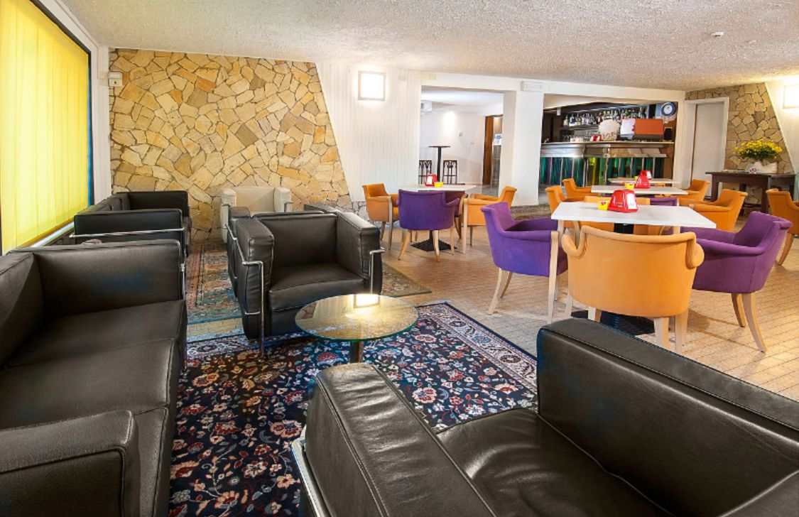 Hotel St. Moritz ***S - Hall