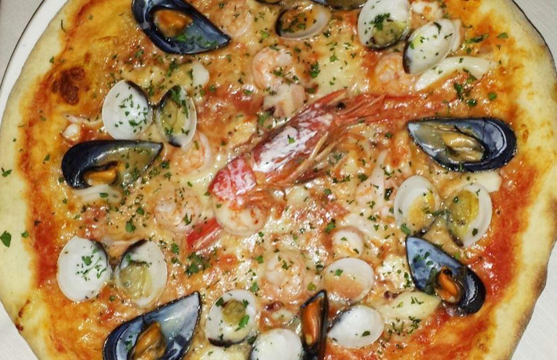 Le Gresine - Pizza