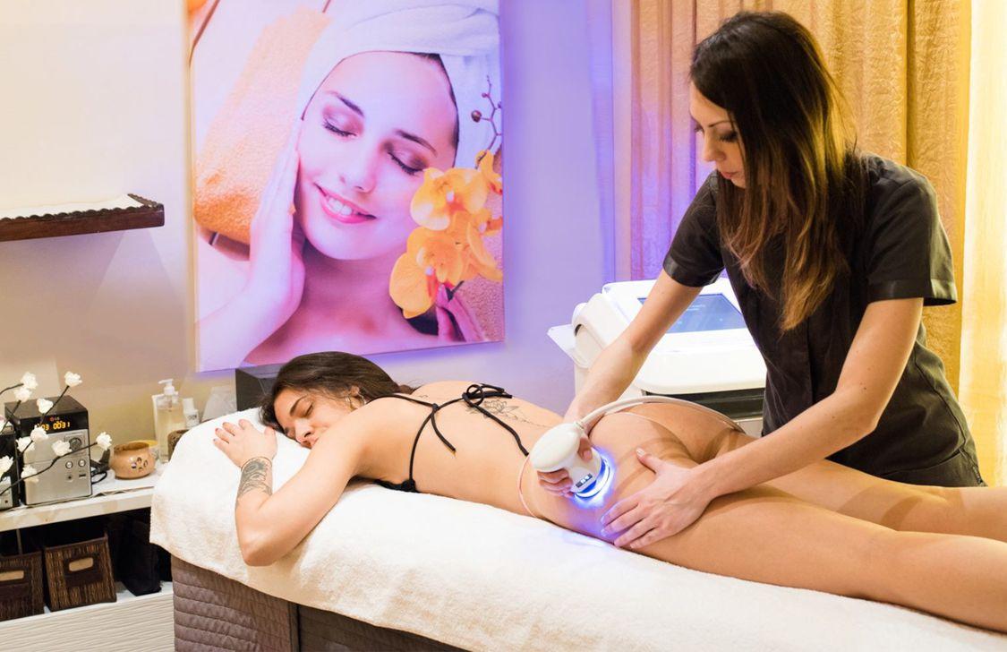 Aqualung Centro Benessere - Massaggio