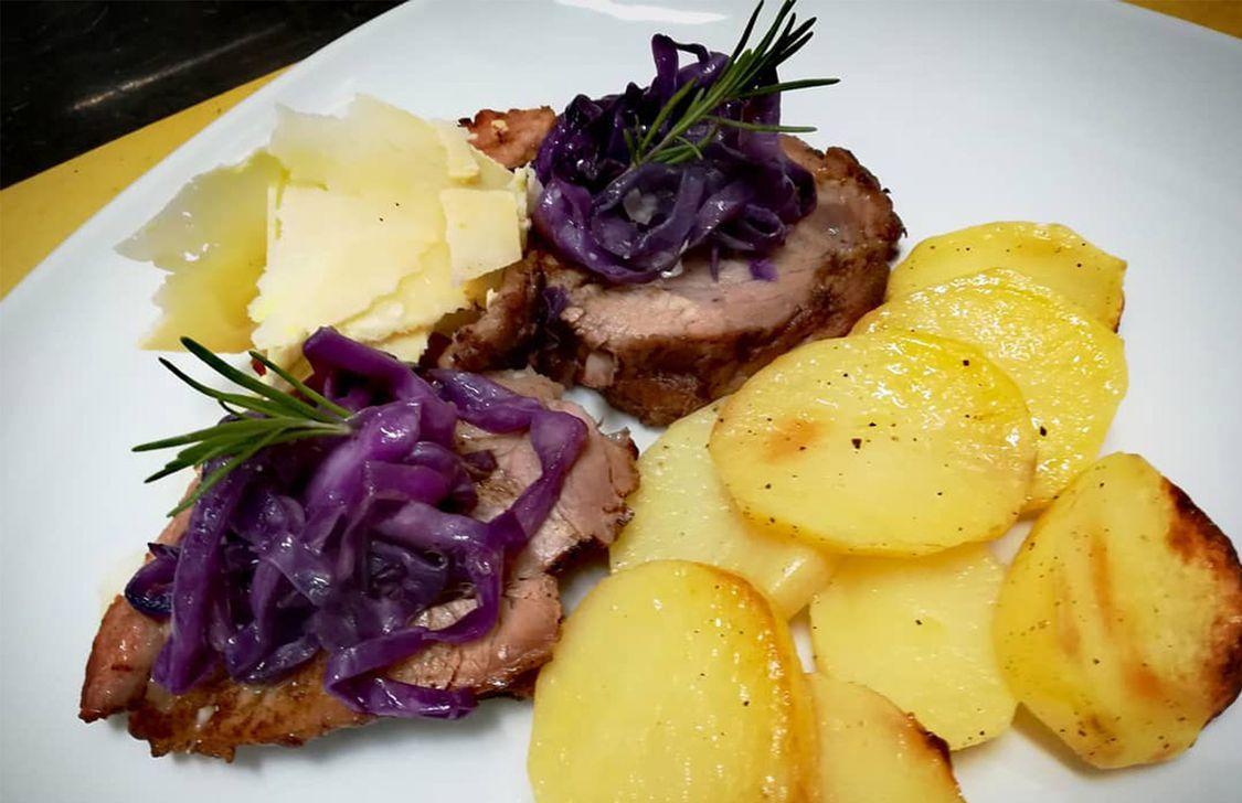 Trattoria Pizòun - Carne