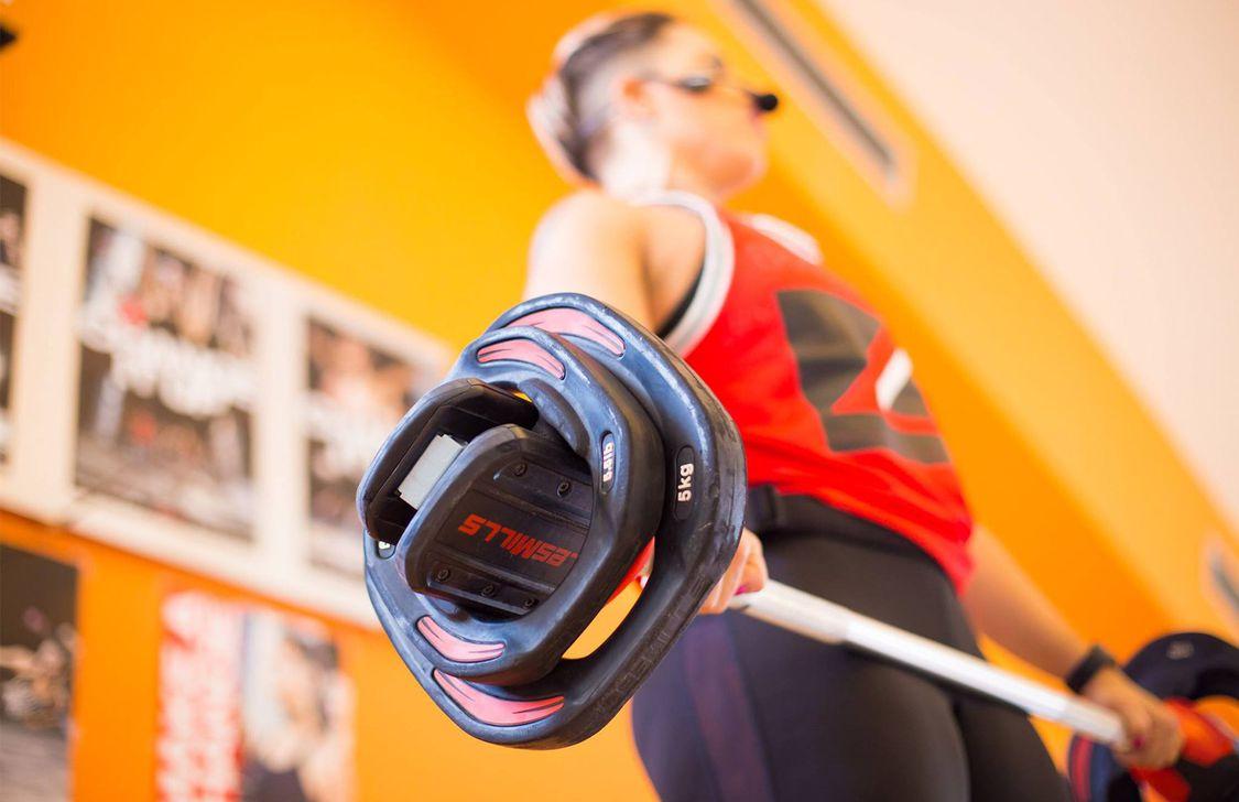 Gymnasium Fitness & Benessere - Pesi