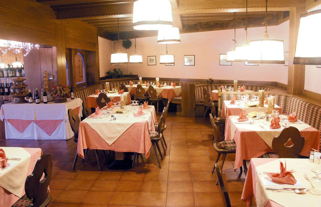 Hotel Santellina - Tavoli