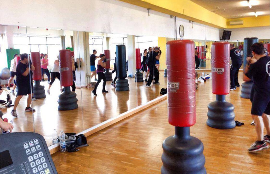 Cef Gym - Boxe