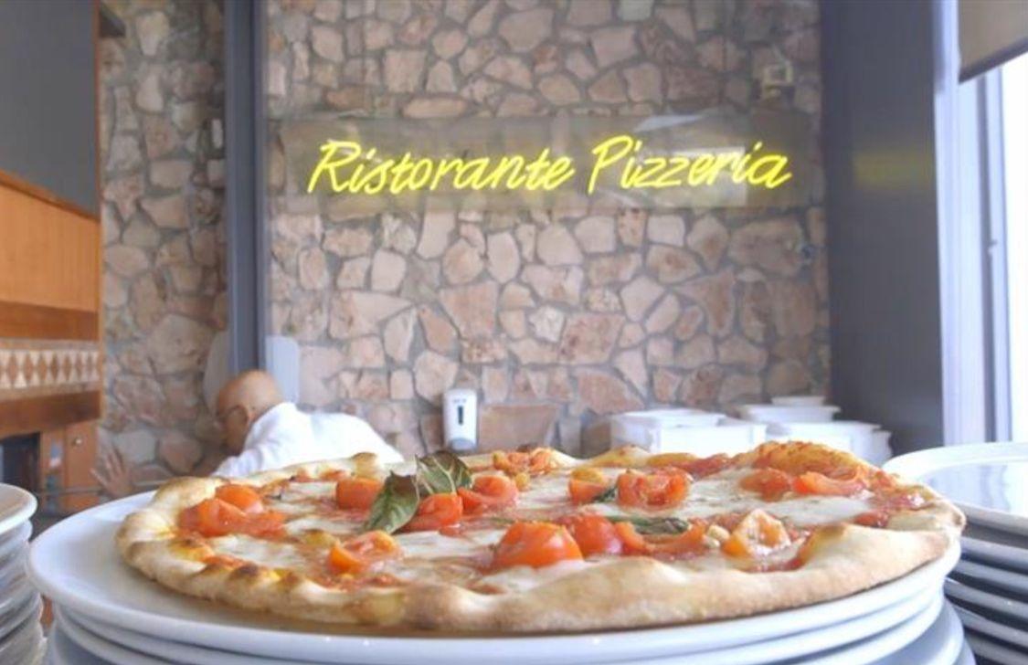 Ristorante Capo del Molo - Pizza