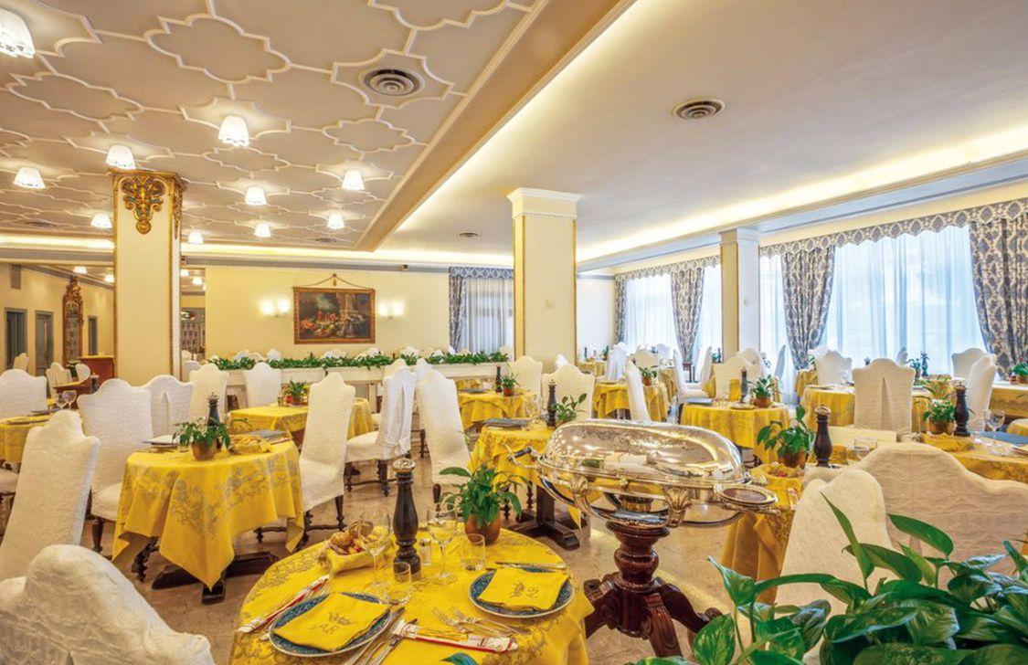 Abano Ritz - Sala
