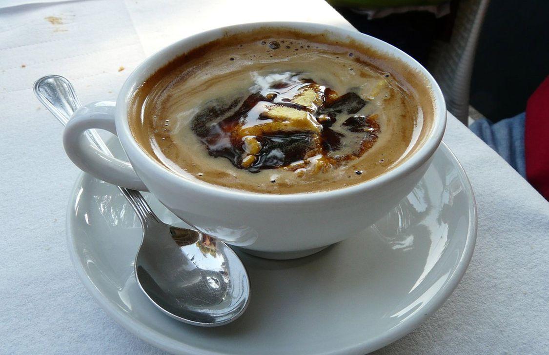 Agriturismo Gli Ulivi - Affogato al caffè