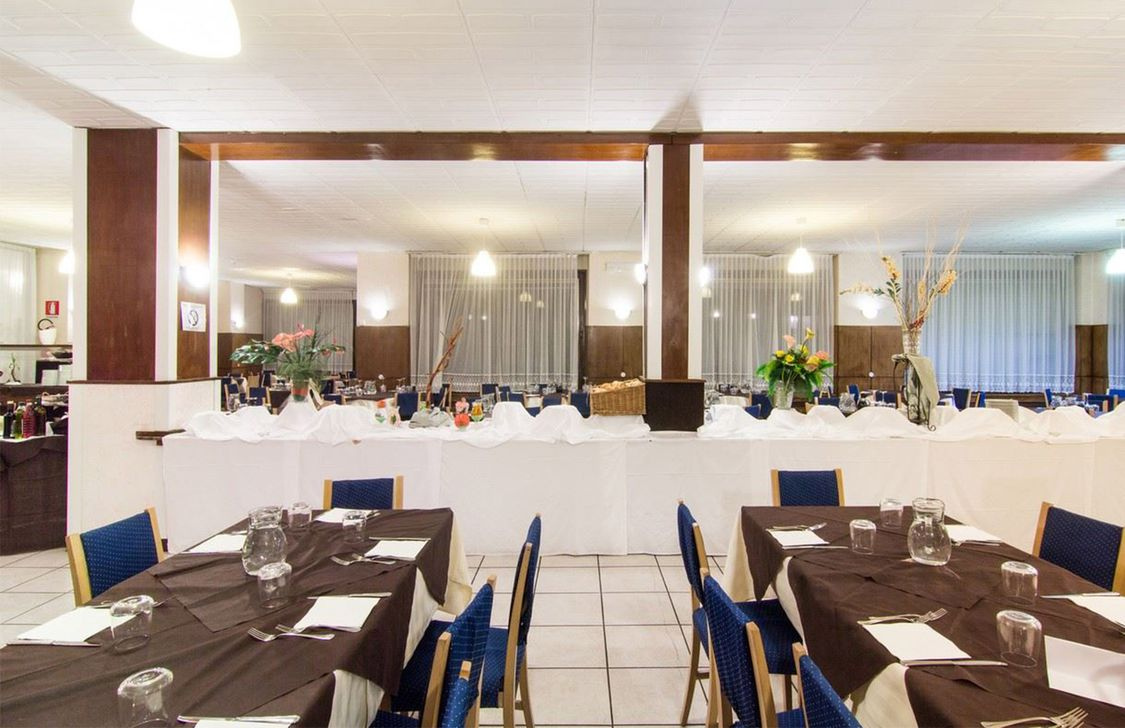 Hotel Cimone - Sala