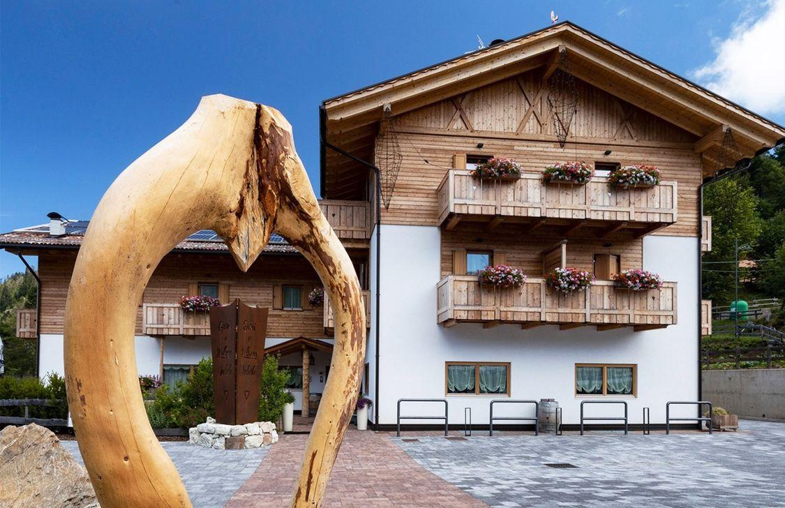 Hotel Aurora e Garnì Wellness - Esterno