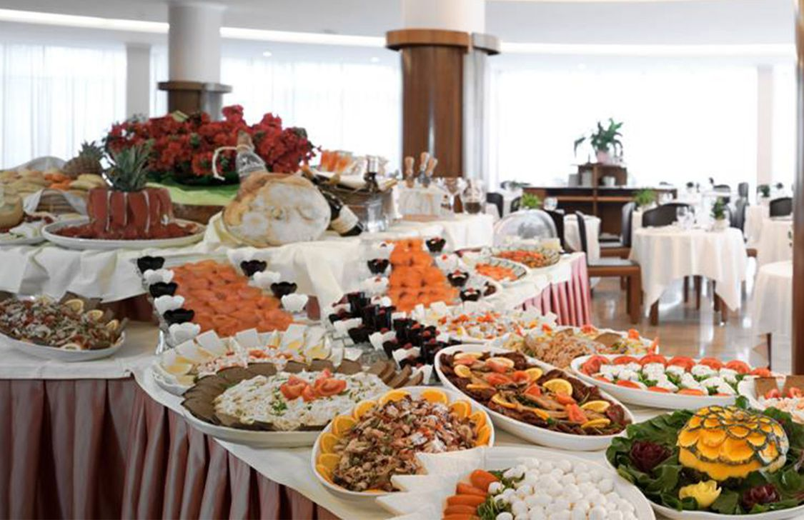 Hotel Commodore - Buffet