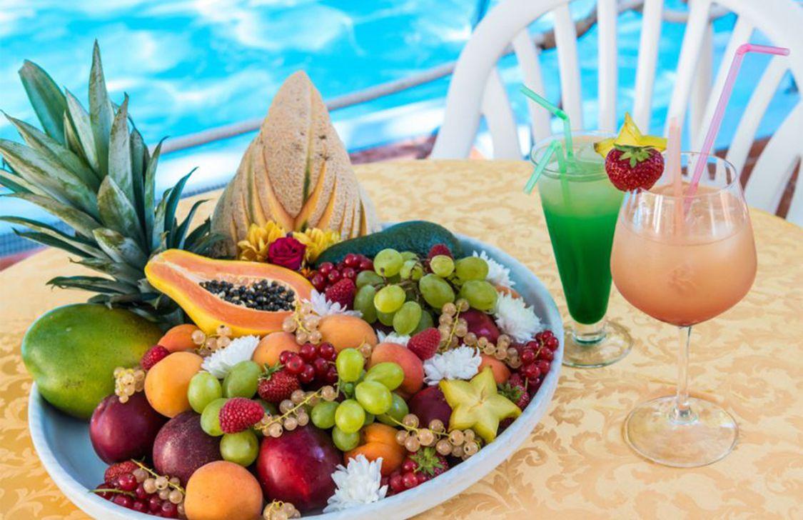 Hotel Athena - Frutta