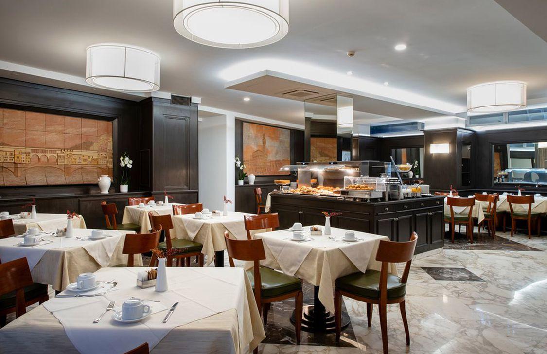 Hotel Grifone - Sala Colazione