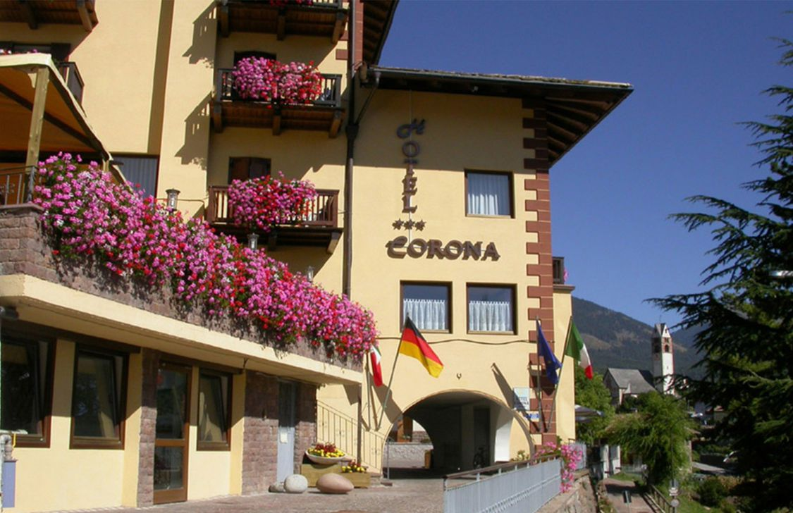 Hotel Corona - Struttura