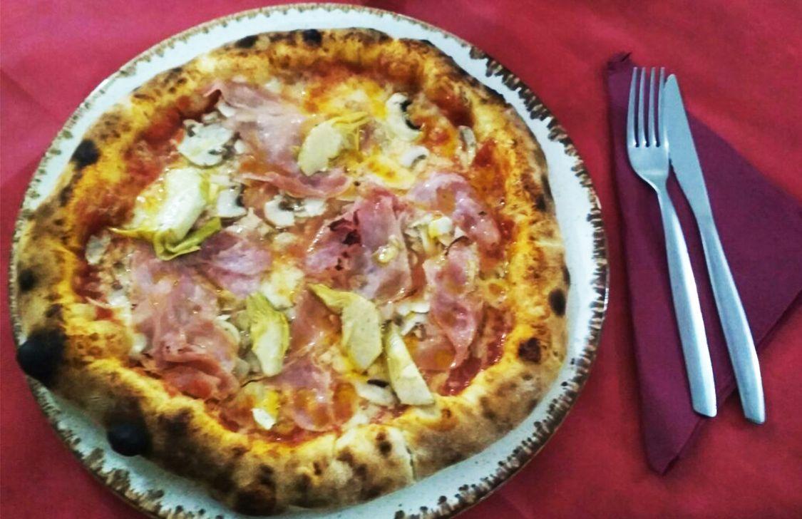 Ristorante Pizzeria Albergo 2016 - Pizza