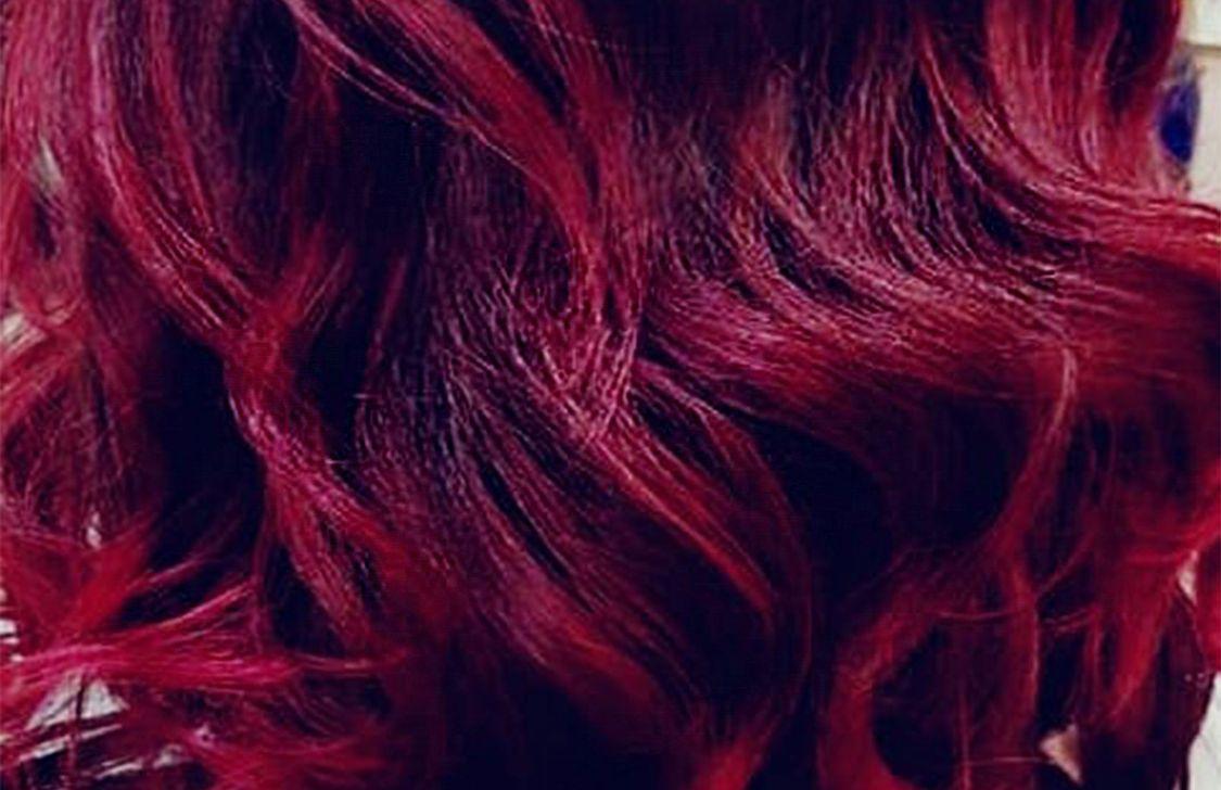 Tendenze Parrucchieri - Rosso