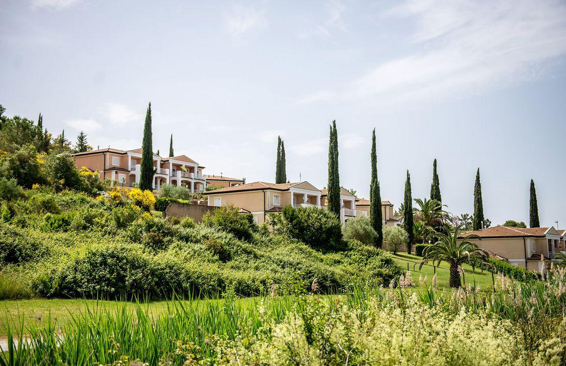 Hotel Il Pelagone & Golf Resort - Esterno