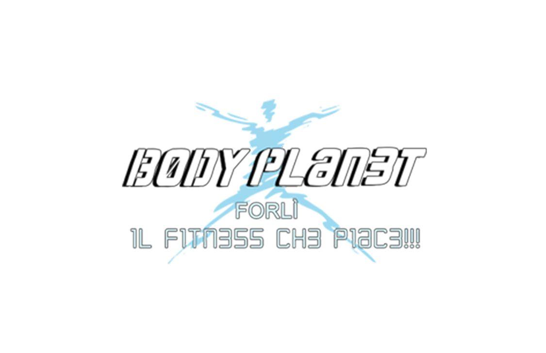 Body Planet Club - Logo