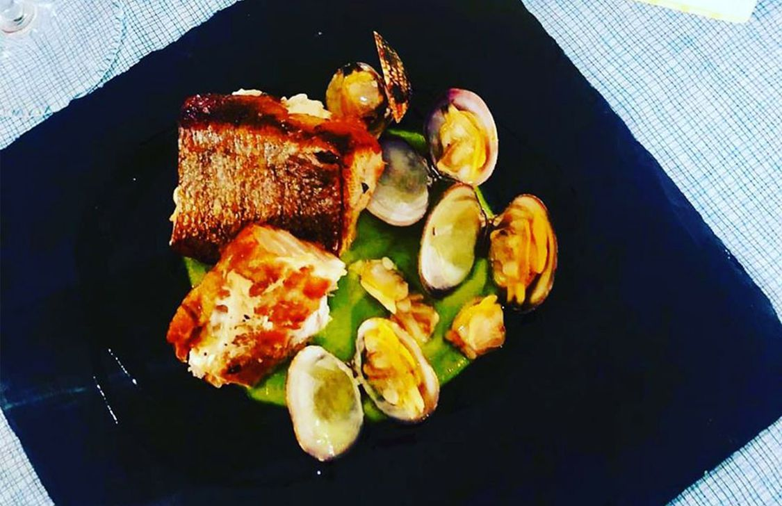 Osteria del Cammello - Piatto Pesce