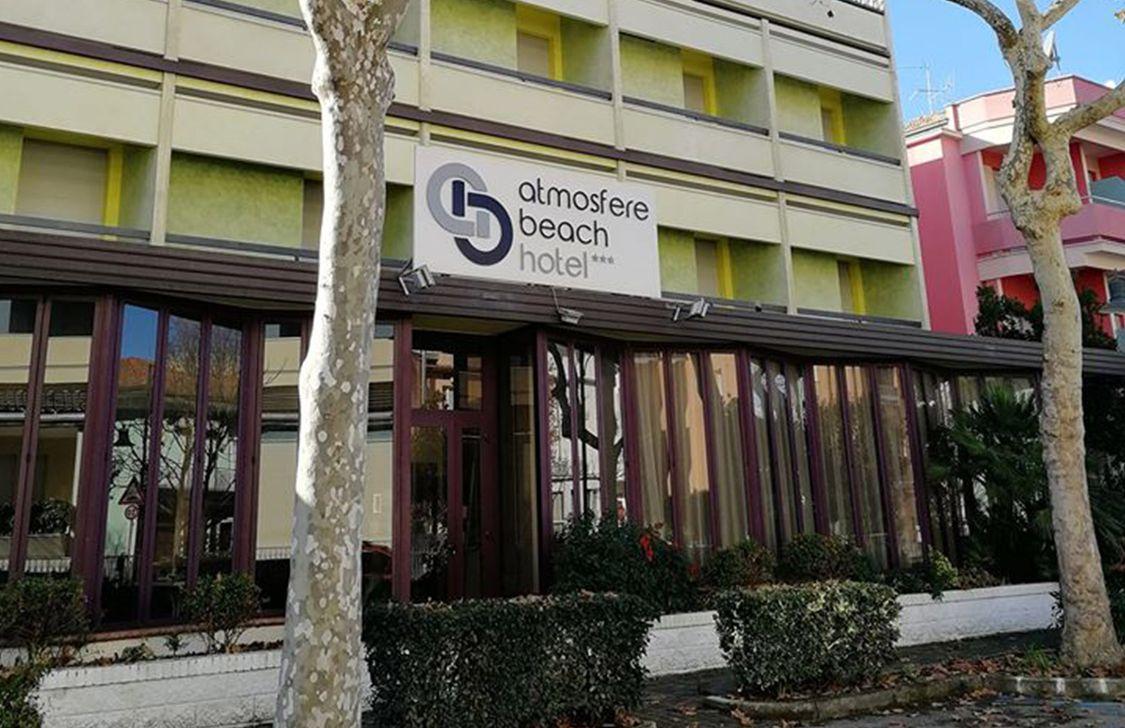 Hotel Atmosfere Beach - Esterno