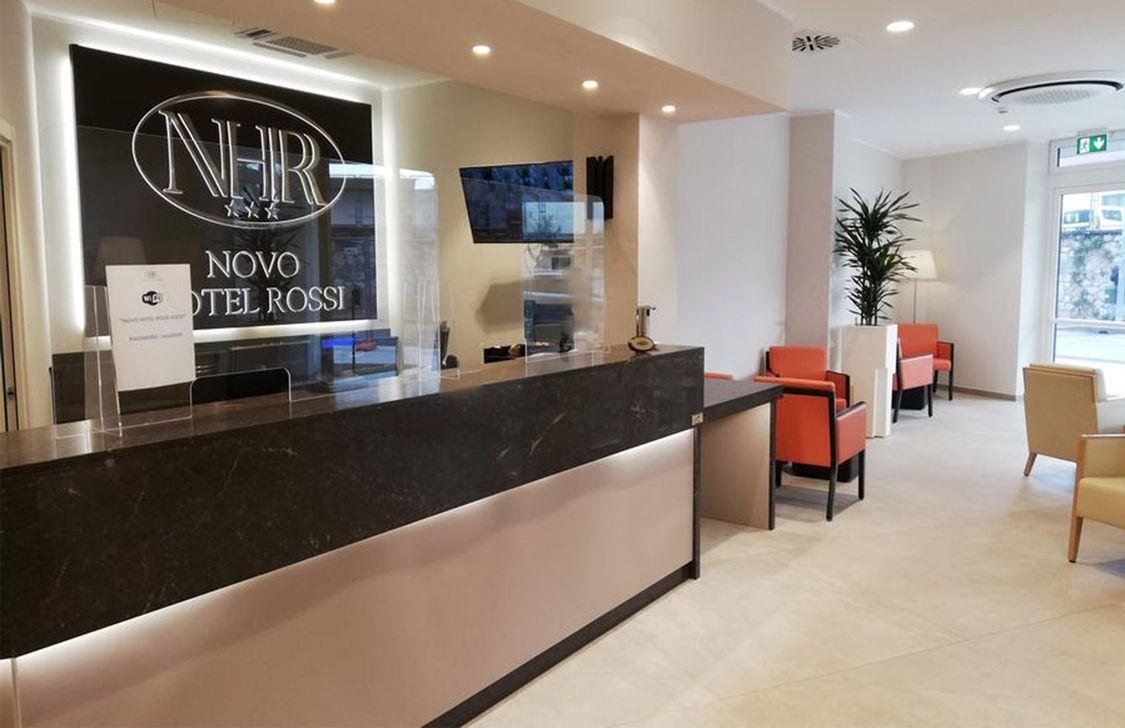 Hotel Novo Rossi - Interno