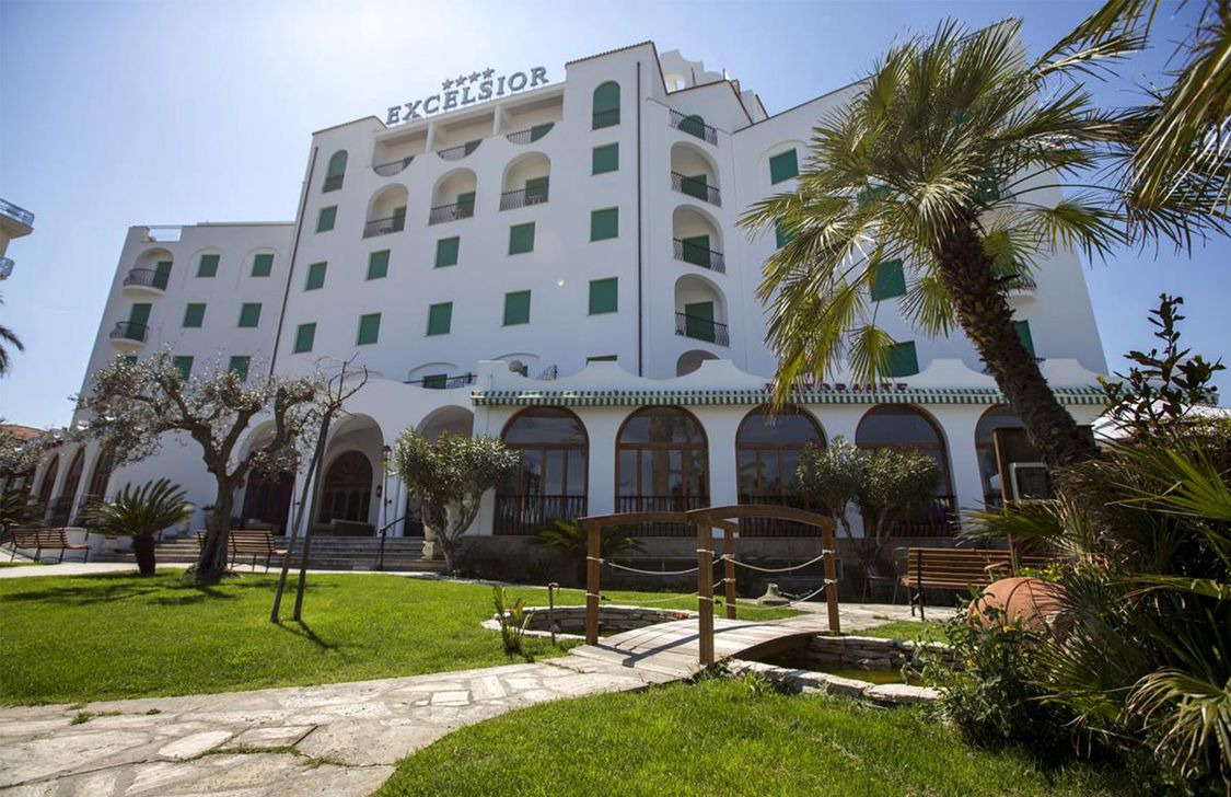 Grand Hotel Excelsior - Esterno