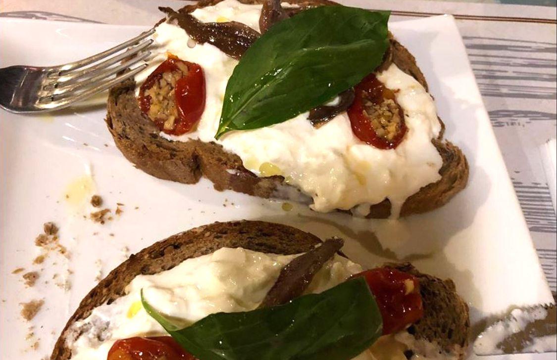 Osteria Del Borgo - Crostini