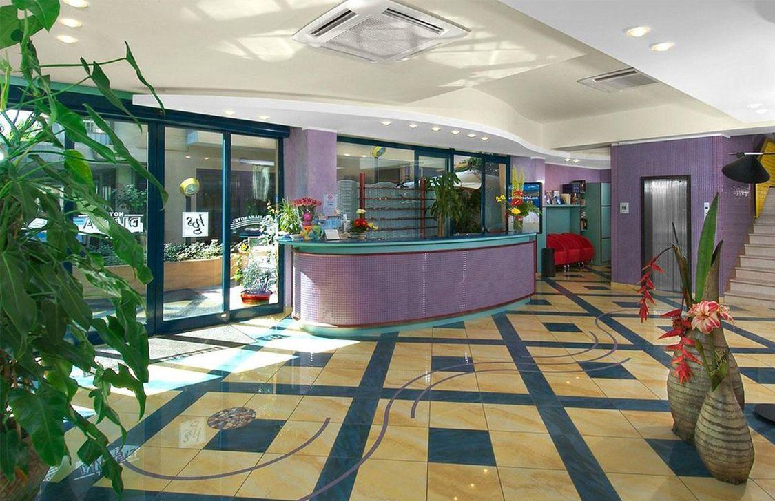 Hotel Diana - Reception