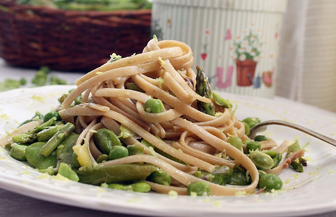 Osteria Borgo Marina - Spaghetti