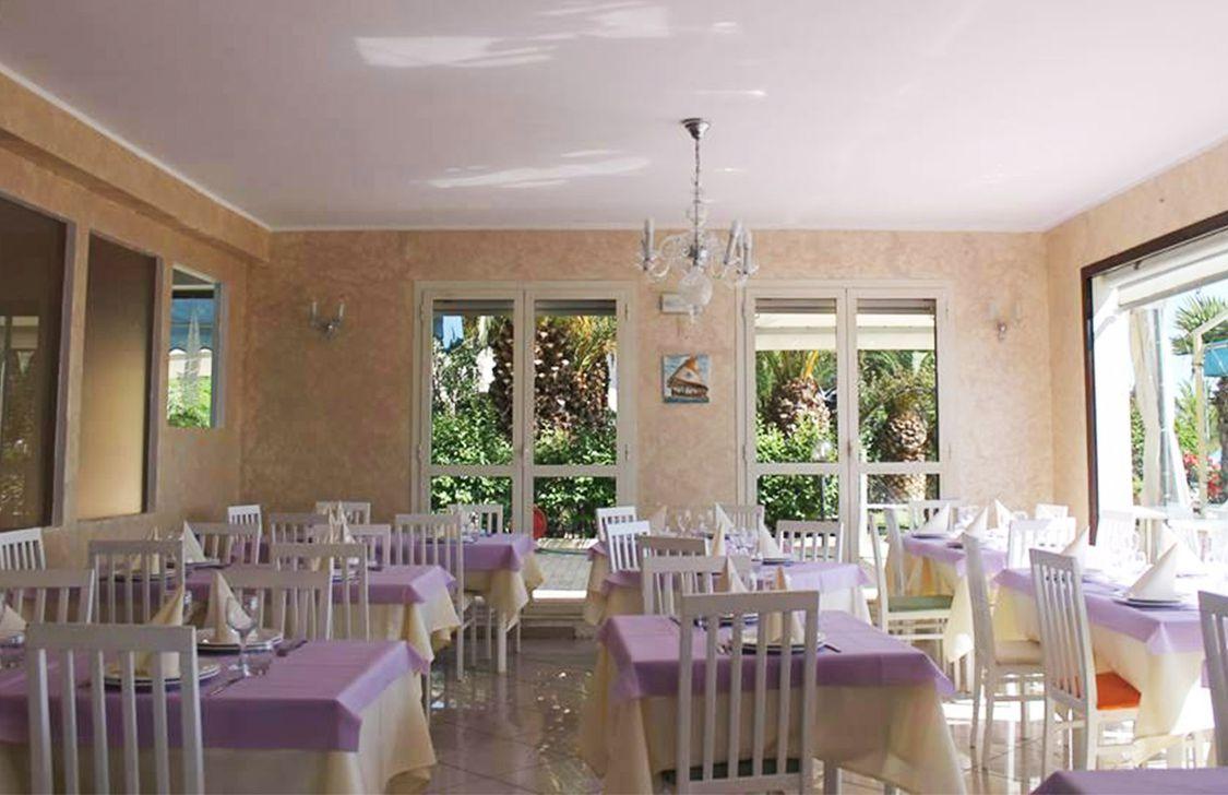 Hotel La Perla - Ristorante