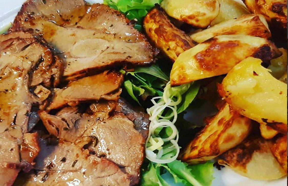 Agriturismo Campo Rosso - Carne e patate