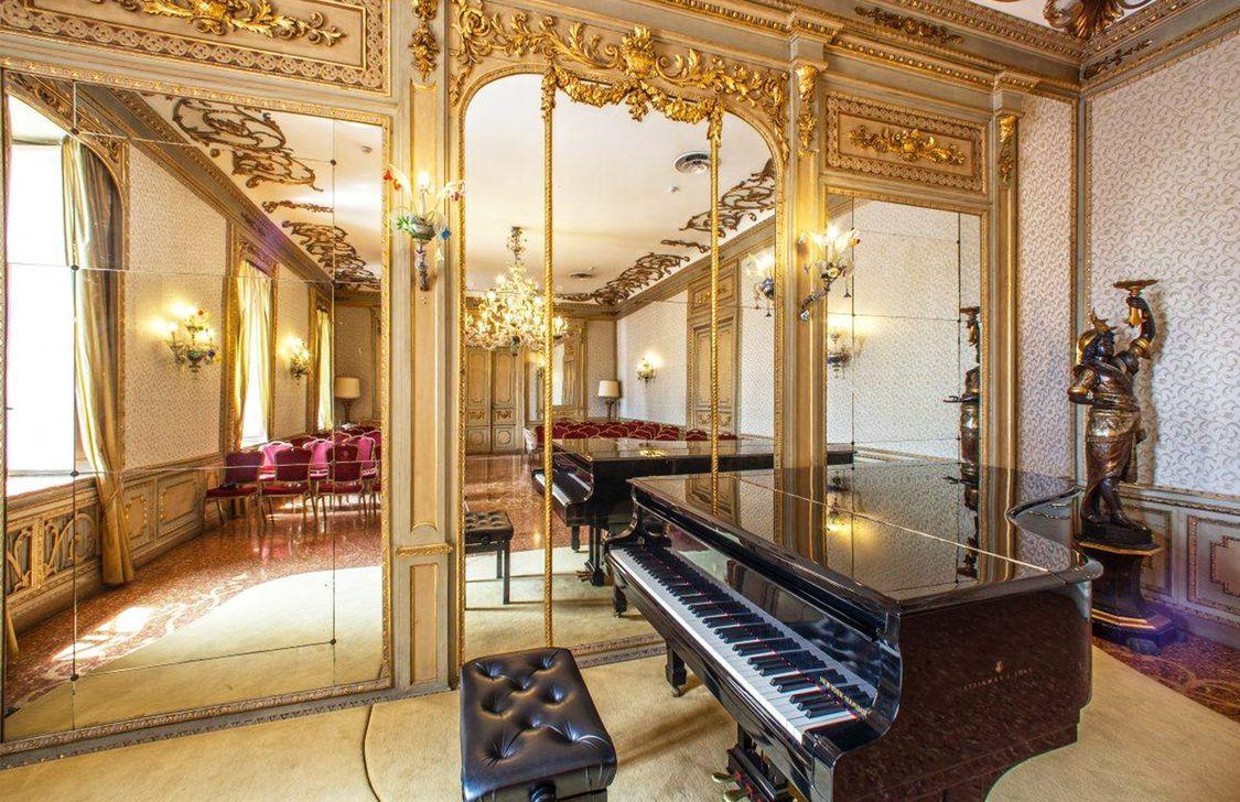 Abano Ritz - Piano