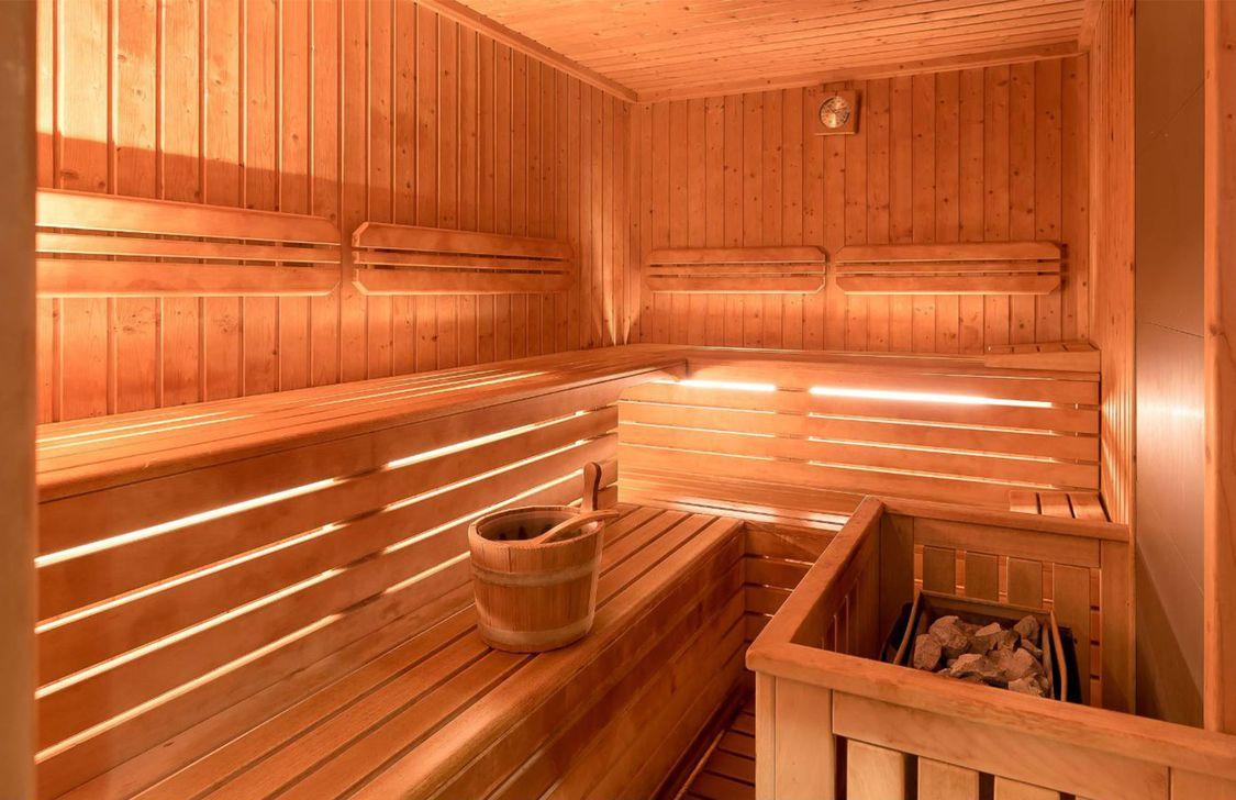Erato Wellness Luxury Spa - Sauna
