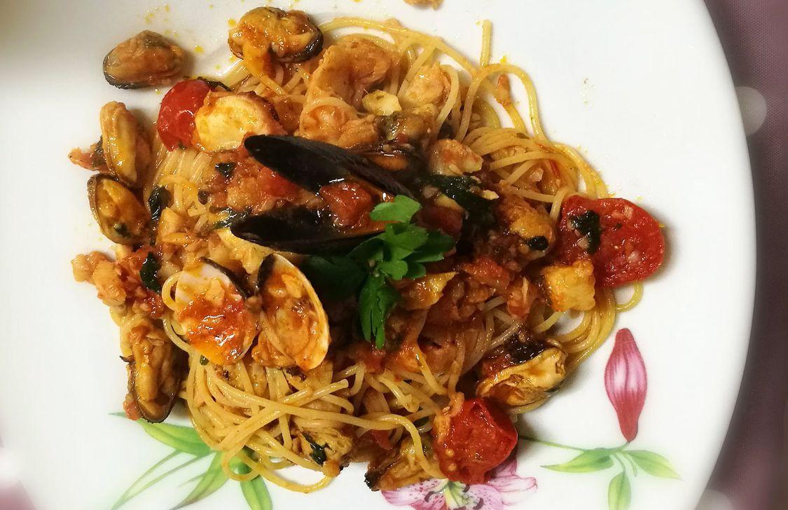 Il Nomade Della Cerella - Spaghetto