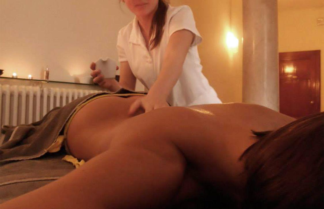 Driadi - Massaggio