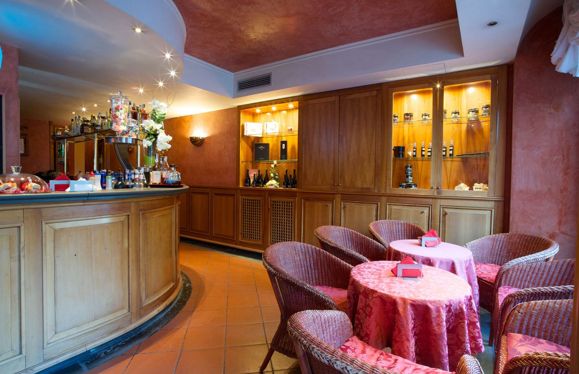 Grand Hotel Terme Roseo - Bar