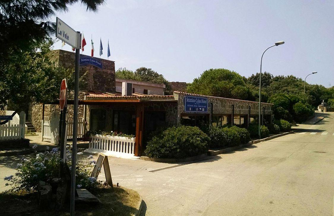 Stintino Calas Hotel - Esterno