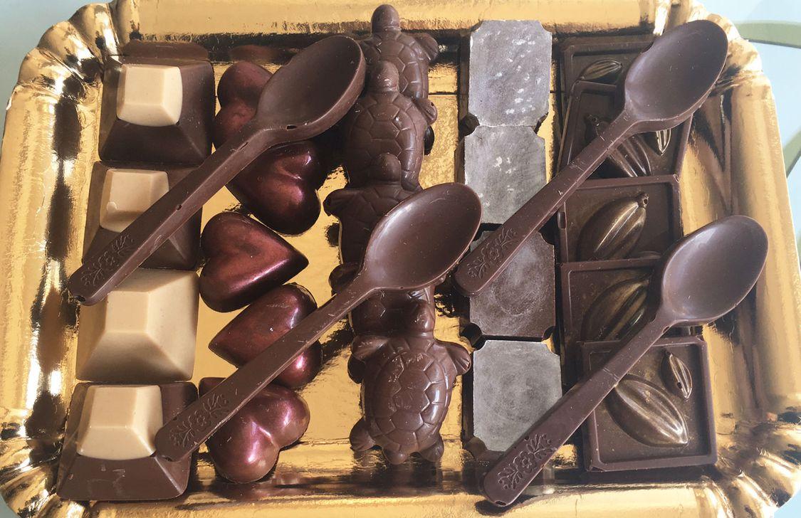 The Breakfast - Vassoio Cioccolatini