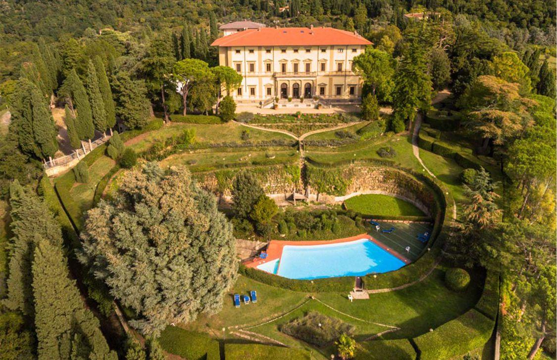 Hotel Villa Pitiana - Panoramica